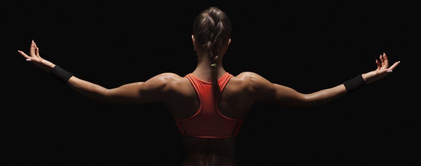 Силовые упражнения: как исправить нарушение осанки