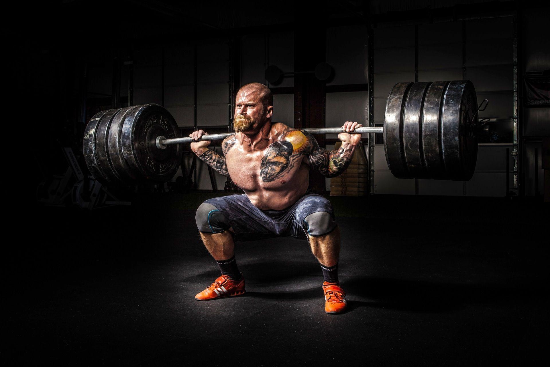 Как накачать мышцы — правила набора массы