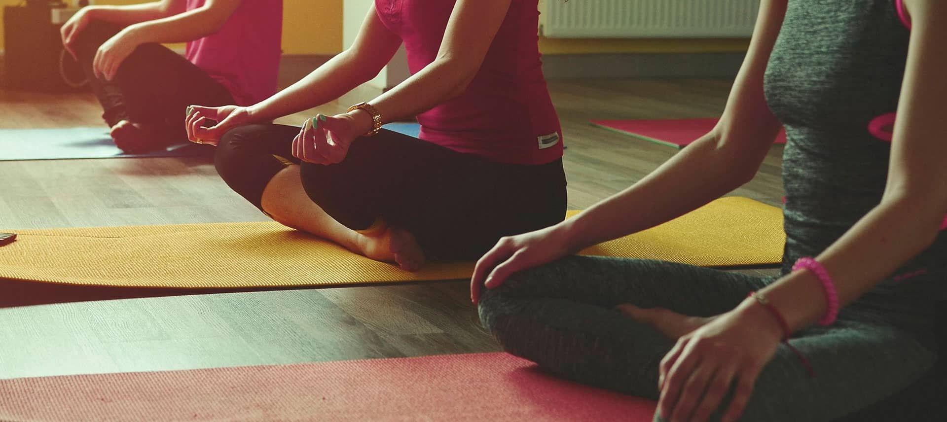 Занятия по Йоге в Одессе