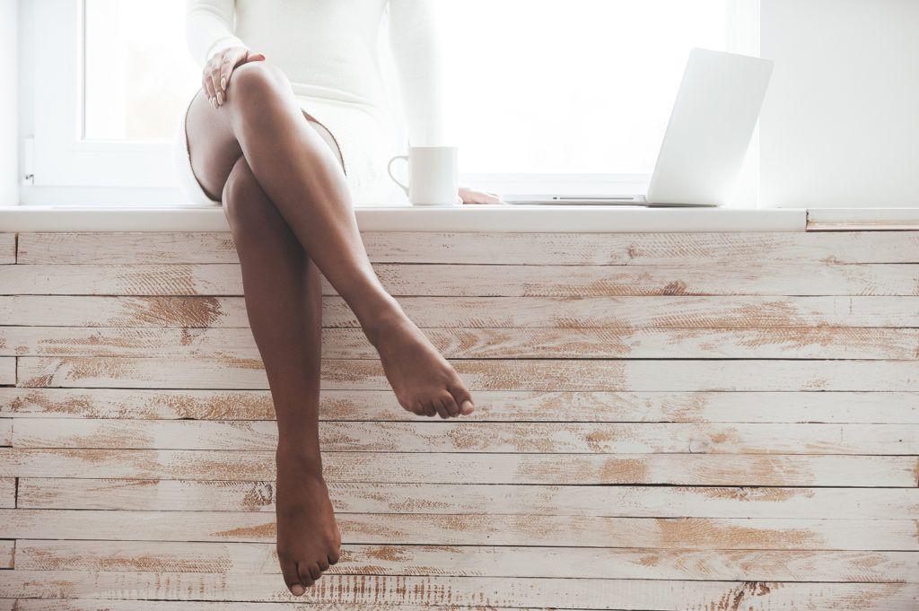 ТОП-5 упражнений для красивых ног