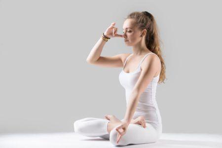 Пранаяма: дыхание в йоге