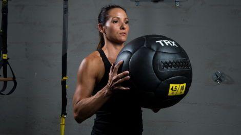 Эффективность фитнес-программы «TRX»