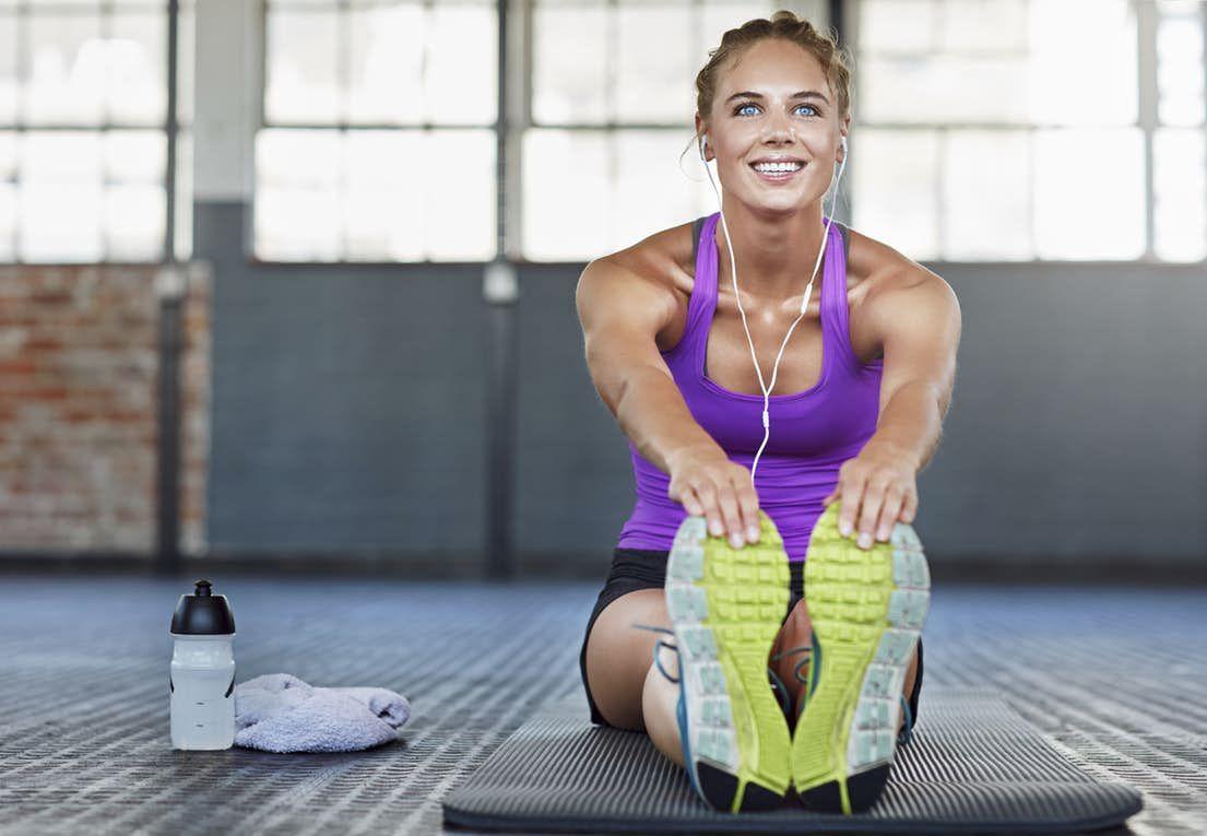 Растяжка мышц ног – зачем нужна и какой бывает?