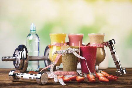 Фитнес коктейли: 5 рецептов для укрепления иммунитета осенью