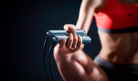 Как похудеть с помощью скакалки? Пример жиросжигающей тренировки.
