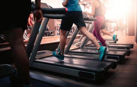 Эффективность тренировок на беговой дорожке