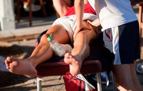 Польза массажа в комплексе с тренировками